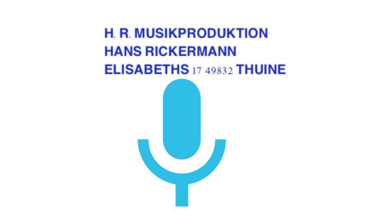 Musikvideo mit Hans Rickermann