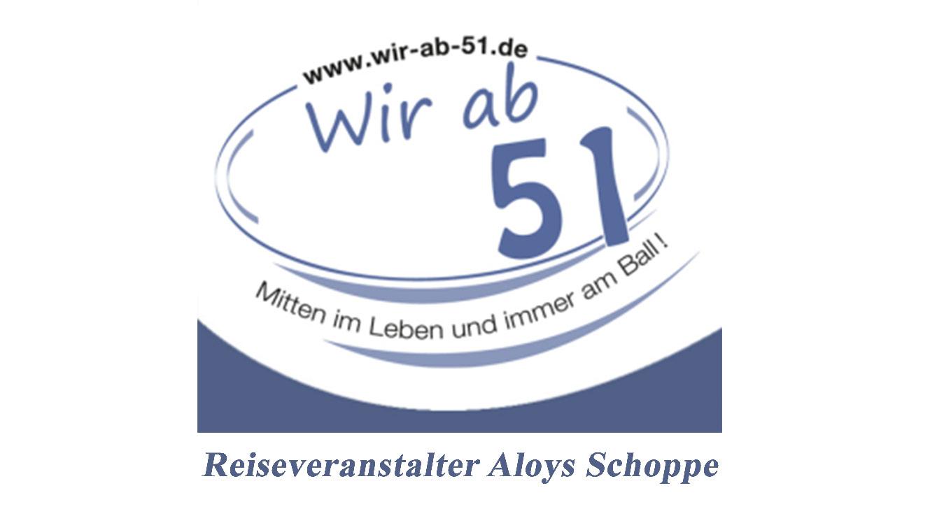 Reiseveranstalter & Buchautor Aloys Schoppe