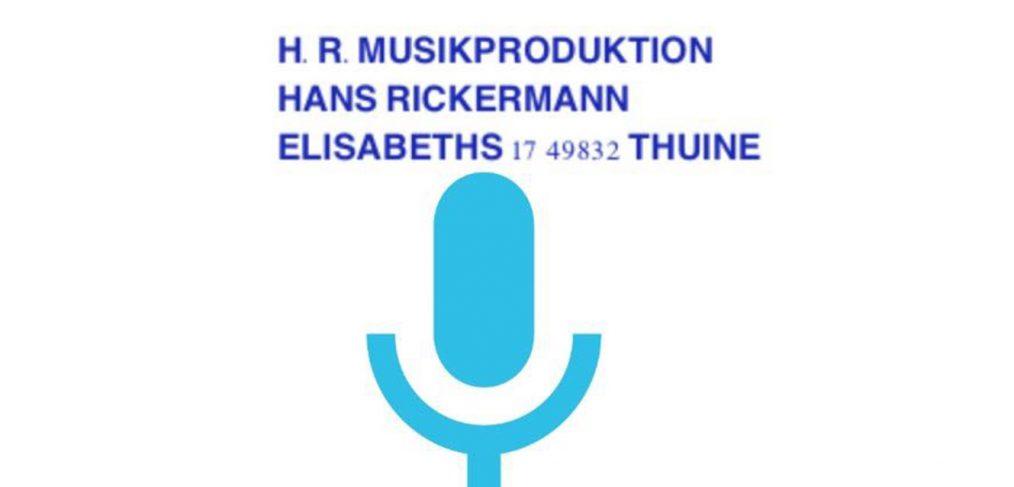 Schlager, Musikvideo mit Hans Rickermann aus Thuine, Emsland. Titel: Die besten Jahre fangen gerade erst an